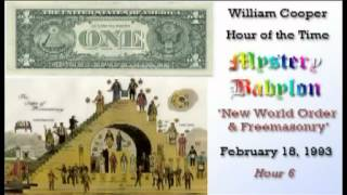 getlinkyoutube.com-Bill Cooper, Mystery Babylon - Hour 6 - New World Order & Freemasonry.