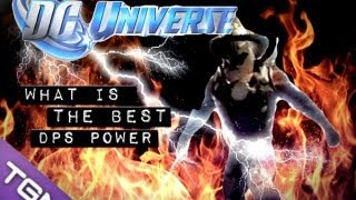 getlinkyoutube.com-DCUO: What is The Best DPS Power