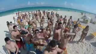 getlinkyoutube.com-Spring Break 2015 Iberostar Quetzel/Tucan Playa Del Carmen