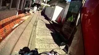 getlinkyoutube.com-銭洗弁天から鎌倉駅までモンキーツーリング。