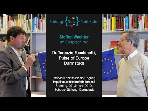 Café Europe – ein Interview mit Dr. Terenzio Facchinetti