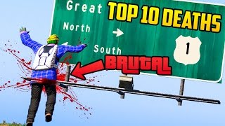getlinkyoutube.com-TOP 10+ DEATHS & FAILS OF THE WEEK IN GTA 5! (Brutal & Funny Deaths) [Ep. 59]