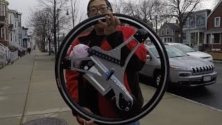 getlinkyoutube.com-Delivering a wheel to our first customer!