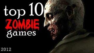 getlinkyoutube.com-TOP 10 - Zombie Games (PC) - 2012