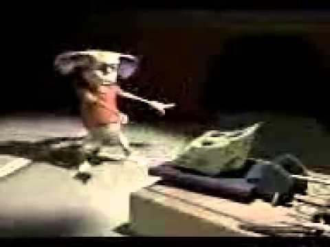 Rata cantando como la chimoltrufia