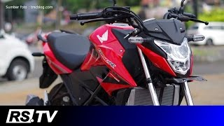 getlinkyoutube.com-Review All New Honda CB150R Streetfire 2015