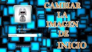 getlinkyoutube.com-Cambiar la imagen de inicio de Windows 7 (Sin programa)