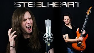 Steelheart - She's Gone (Vocal Cover)