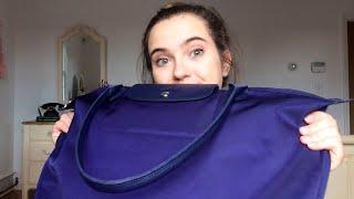 getlinkyoutube.com-What's in My School Bag? {Longchamp}