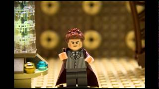 getlinkyoutube.com-Doctor Who 50th Anniversary Lego Tribute