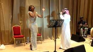 """getlinkyoutube.com-هند البحرينية و زايد الصالح - أحبه كلش """" جو ولا أروع !! """""""