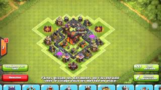 getlinkyoutube.com-Clash Of Clans | Les Villages HDV 3-Faming/Rush/Guerre