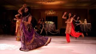 getlinkyoutube.com-Surprise Indian-Latin Mashup Wedding Dance