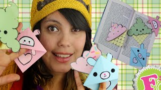 getlinkyoutube.com-Como hacer Separadores Kawaii!