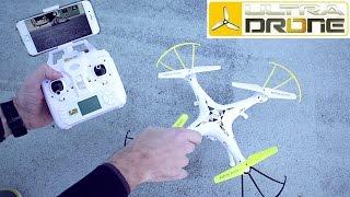 getlinkyoutube.com-Ultradrone X31.0 Explorers: drone con telecamera Mondo Motors