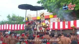 நல்லூர் கந்தசுவாமி கோவில் ஒன்பதாம் திருவிழா மாலை 02.08.2020