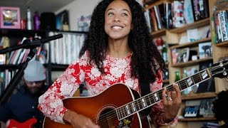 getlinkyoutube.com-Corinne Bailey Rae: NPR Music Tiny Desk Concert