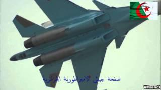 getlinkyoutube.com-الجيش الجزائري يقتني المقنبلة su34