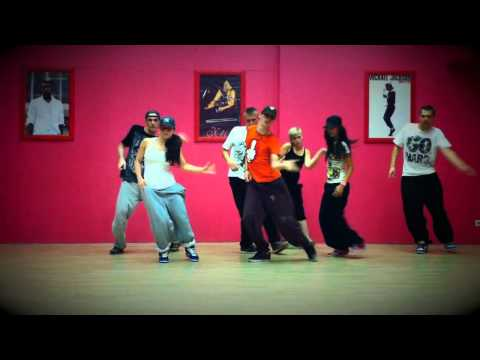 """Mavado - You Know You Want Me"" Ragga Dancehall Choreography by Andrey Boyko"