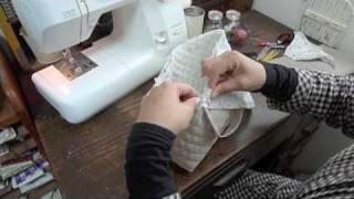 getlinkyoutube.com-お弁当バッグの作り方②