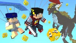 getlinkyoutube.com-Minecraft: SKY WARS PARAQUEDA EM DUPLA - DESISTIRAM DE JOGAR? ‹ AM3NIC ›