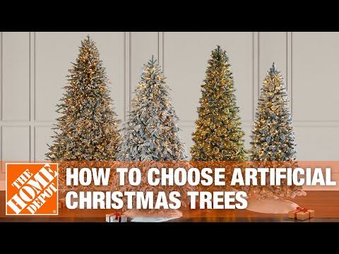 Find the right artificial tree for you.
