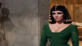 getlinkyoutube.com-Elizabeth Taylor Seductive Cleopatra