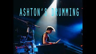 getlinkyoutube.com-The Best Drumming Of Ashton Irwin