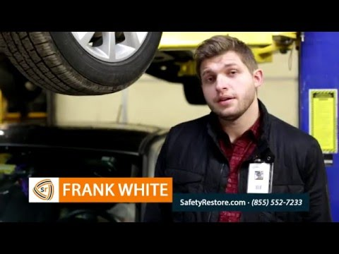 SAFETY RESTORE How To: Remove Seat Belt & Repair