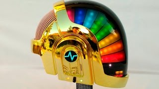 getlinkyoutube.com-Making the Perfect Daft Punk helmet   LoveProps