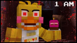 "getlinkyoutube.com-Minecraft ""FNAF"" - Chica 