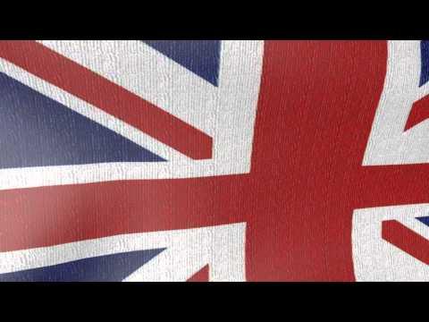 Cinema 4D - Union Jack (British Flag)