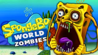 getlinkyoutube.com-SPONGEBOB WORLD ZOMBIES ★ Call of Duty Zombies