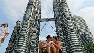 The ICONIC Petronas Towers   Kuala Lumpur