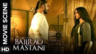 getlinkyoutube.com-Bajirao Ki Raftaar Hi Bajirao Ki Pehchan Hai   Bajirao Mastani   Movie Scene