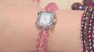 getlinkyoutube.com-How To Make Bead Watches