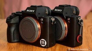 getlinkyoutube.com-Sony A7r II vs A7s II: comparison for video