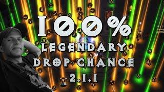 getlinkyoutube.com-Diablo III - 100% Legendary Drop Chance (T6 Horadric Cube)