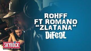 Rohff Feat. Romano - Zlatana (live) (video)