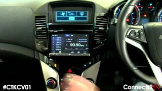 getlinkyoutube.com-Chevrolet Cruze (2011) Integration Kit: Install Guide