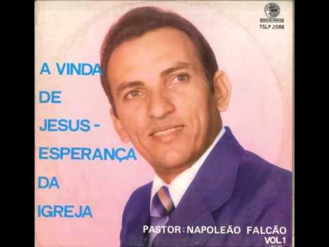 Pastor. Napoleão Falcão - vinda em glória . milenio e trono branco 02