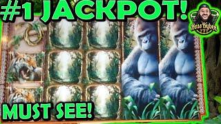 getlinkyoutube.com-Queen of the Wild $25 Mega bonus Mega Jackpot