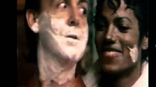 getlinkyoutube.com-Michael Jackson/Paul MCcartney-SAY SAY SAY