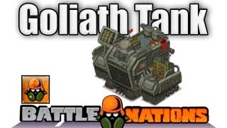 getlinkyoutube.com-Goliath Tank: Battle Nations
