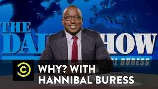 Uncensored - Why? with Hannibal Buress - Hannibal Buress's Secret Daily Show Audition