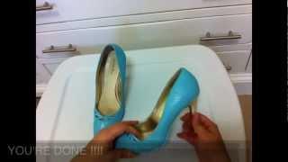 getlinkyoutube.com-DIY Shoes Makeover