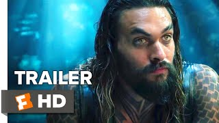 Aquaman Final Trailer  2018    Movieclips Trailers
