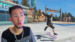 getlinkyoutube.com-Skate 3 Xbox One: PRO PLAYER! | Skate 3 Sick Tricks