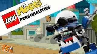 (TFAF) LEGO Mixels Series 7 Personalities