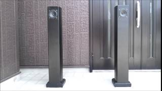 getlinkyoutube.com-Stereo誌2015年8月号付録のFOSTEX製10cmフルレンジスピーカーの製作